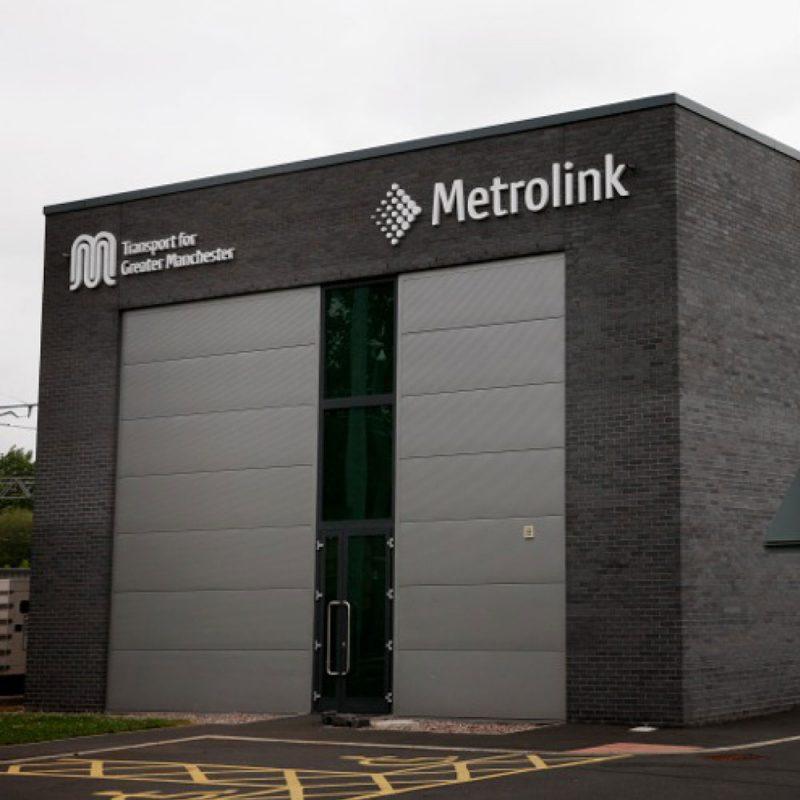 GMPTE Manchester Metrolink