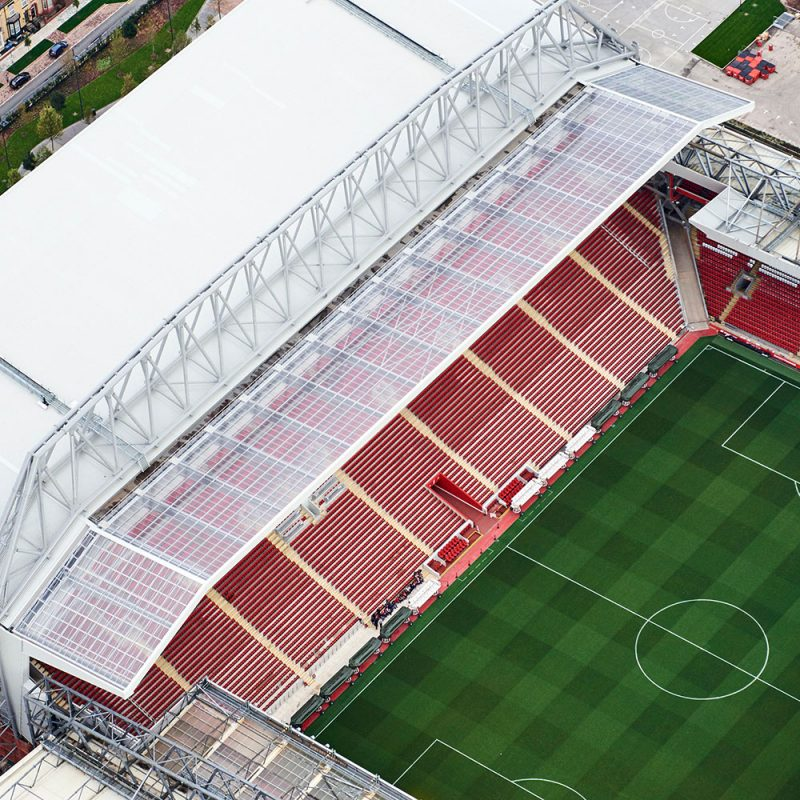 New Main Stand – Anfield, Liverpool