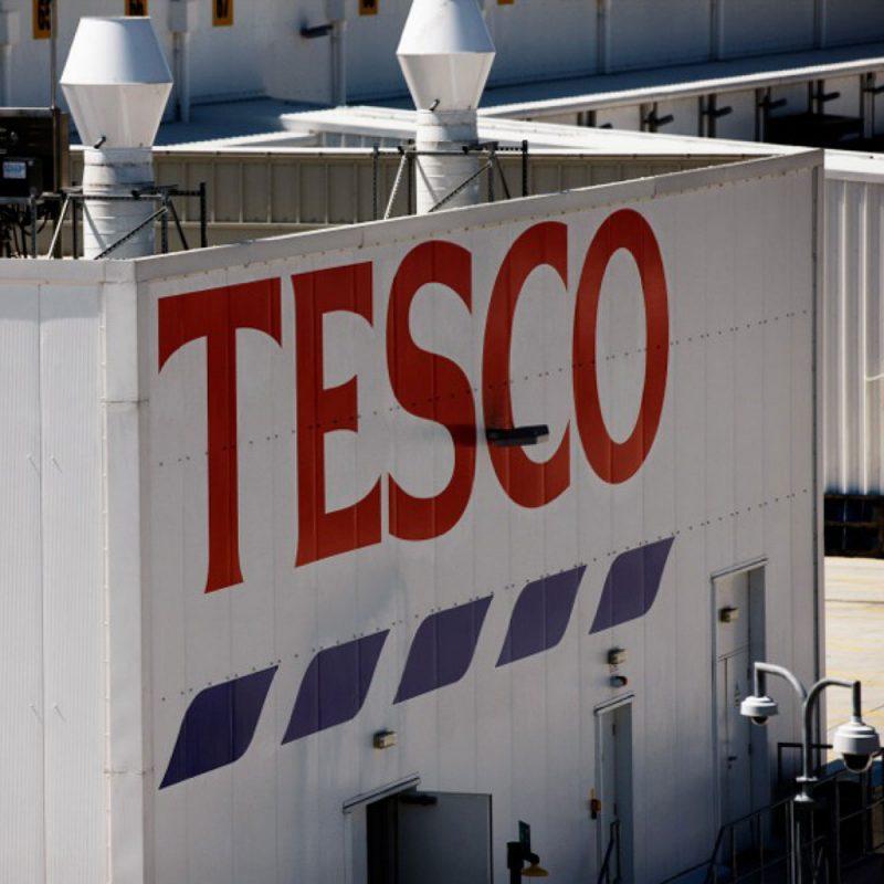 Tesco Distribution Centre - Dagenham East London