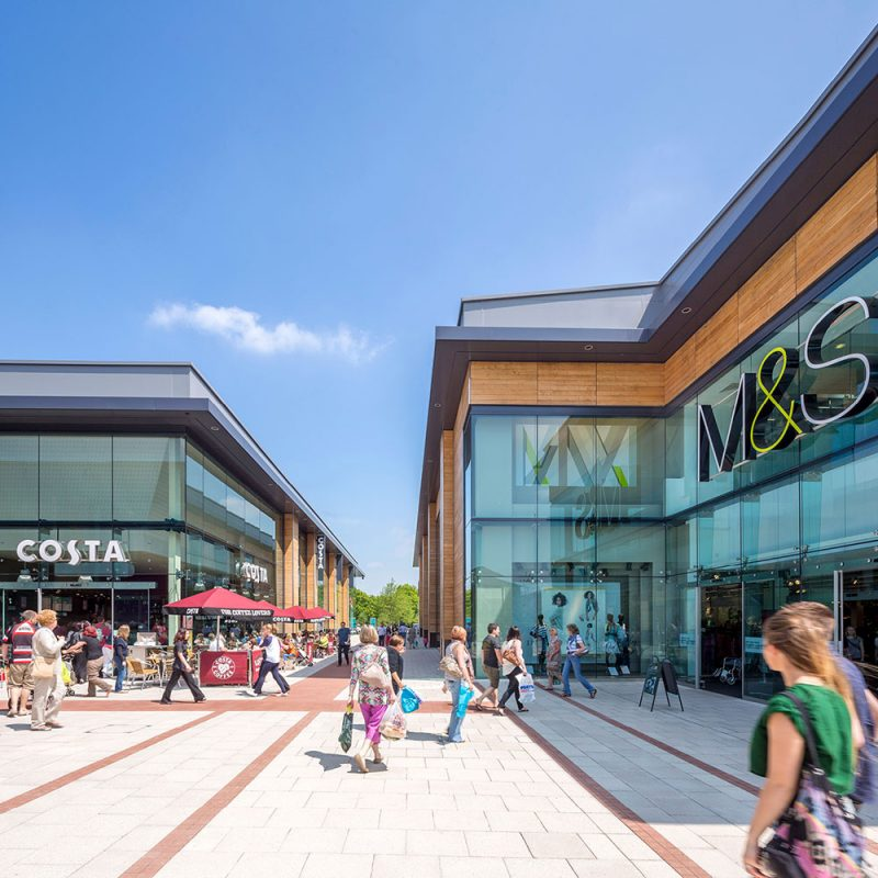 Whitely Shopping Centre