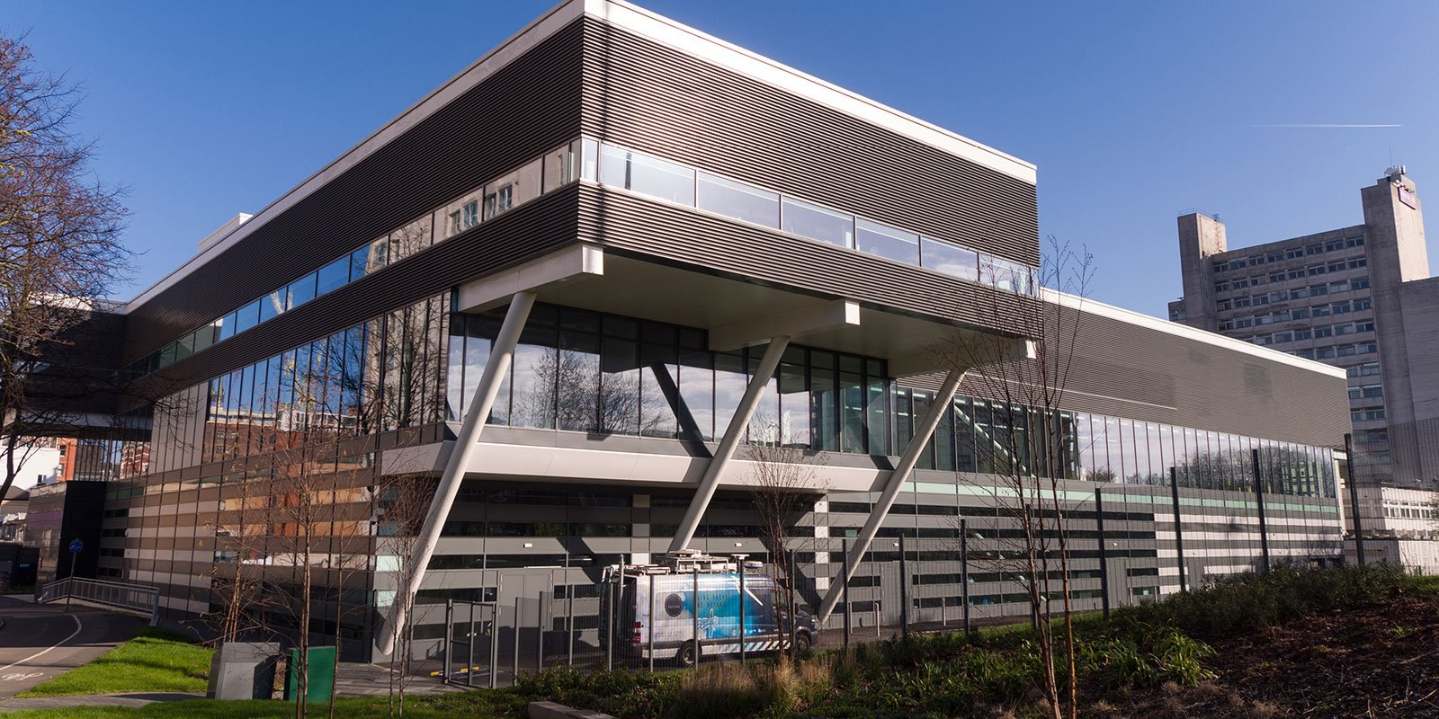 Graphene Engineering Innovation Centre (GEIC) Manchester